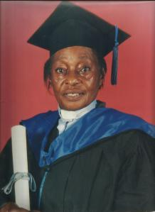 Rev. Mrs. Millicent Opiyo