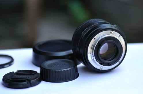 aperture black blur brand