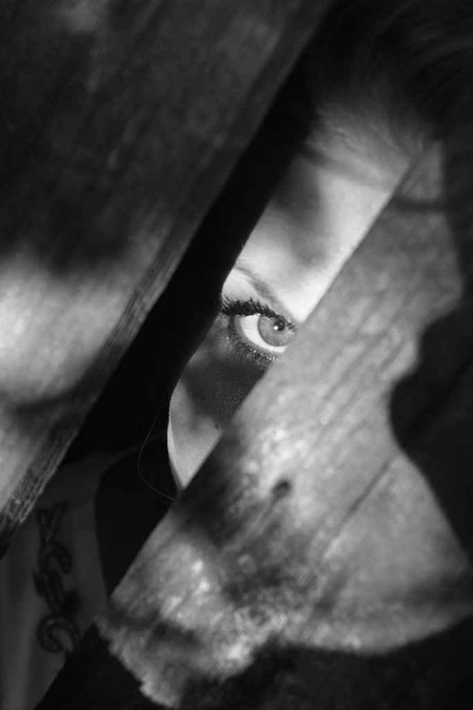 face hidden